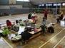 Letztes Punktspiel in alter Halle 2012